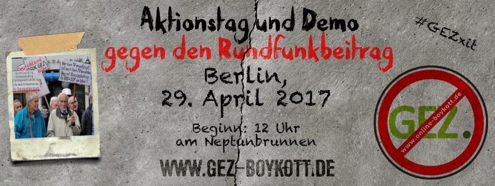 GEZ-Boykott